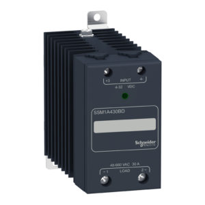 Zelio Solid State Relays (SSRs)